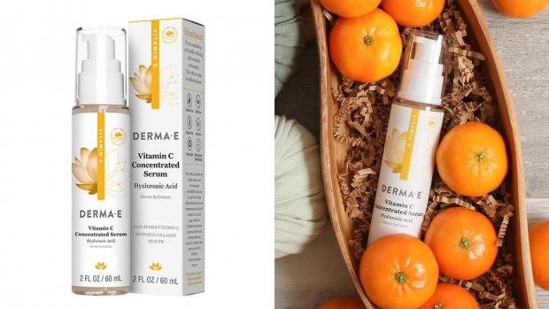 Strathallan Times: For your sensitive skin, try the Derma E Vitamin C Concentrated Serum. Credit: Derma E