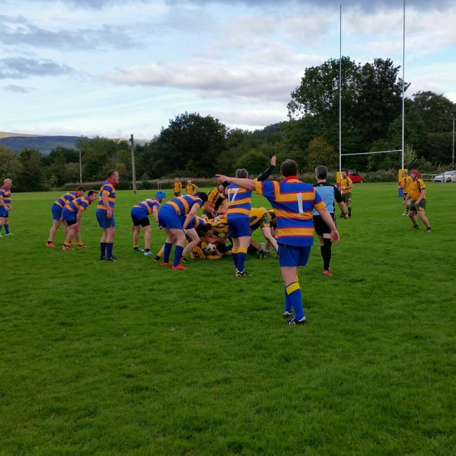 Blue and Golds beaten by Arbroath in season opener