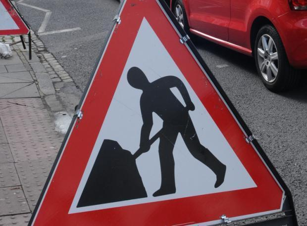 Crieff roadworks: Overnight speed limit restriction on A85