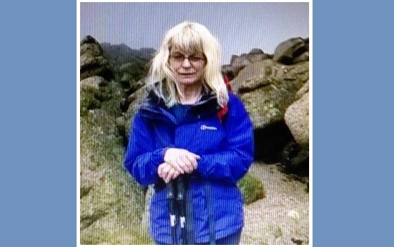 Search to trace hillwalker Wilma