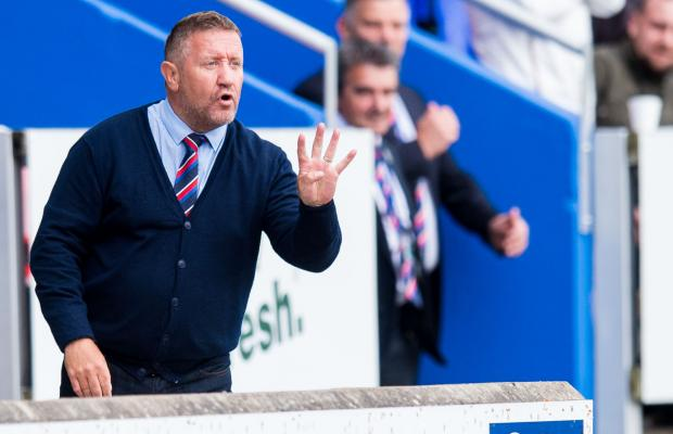 Strathallan Times: Caley Thistle boss John Robertson admitted the better side won on the day
