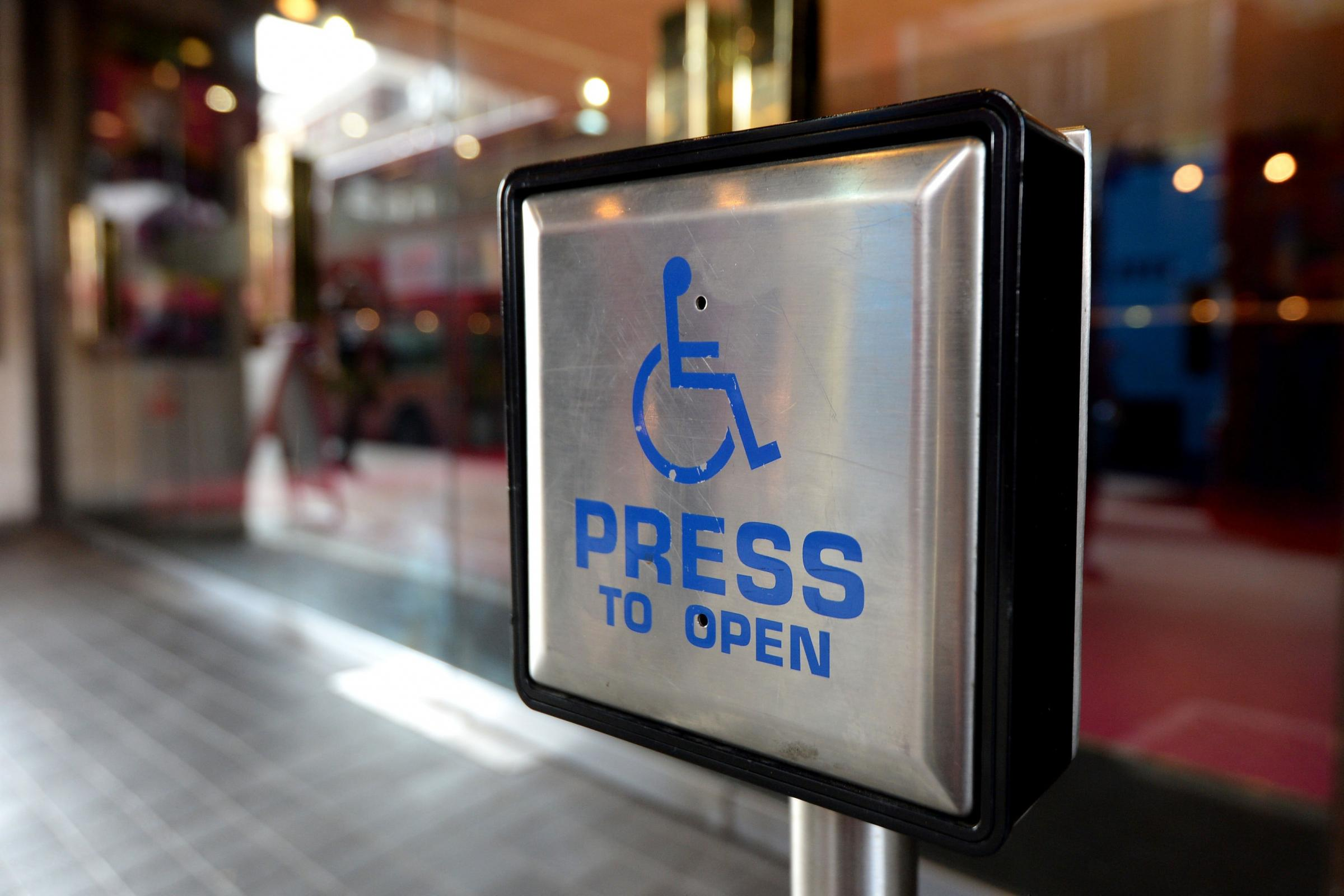 Disability pay gaps