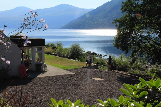 Taymouth Marina unveils new attractions to tempt visitors to Perthshire
