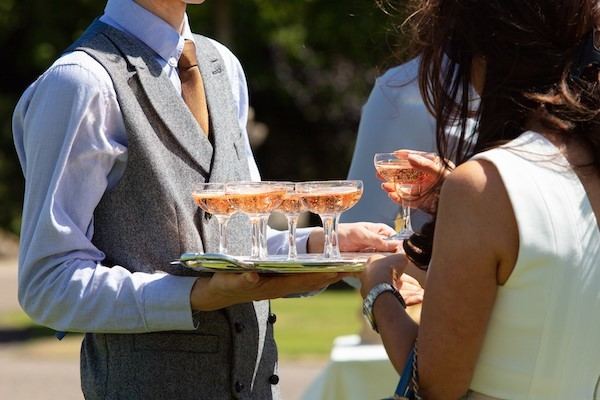 This year's Glorious Garden Party will be an exciting and decadent affair