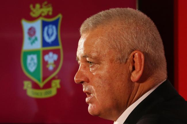 Warren Gatland is set to return as Lions coach